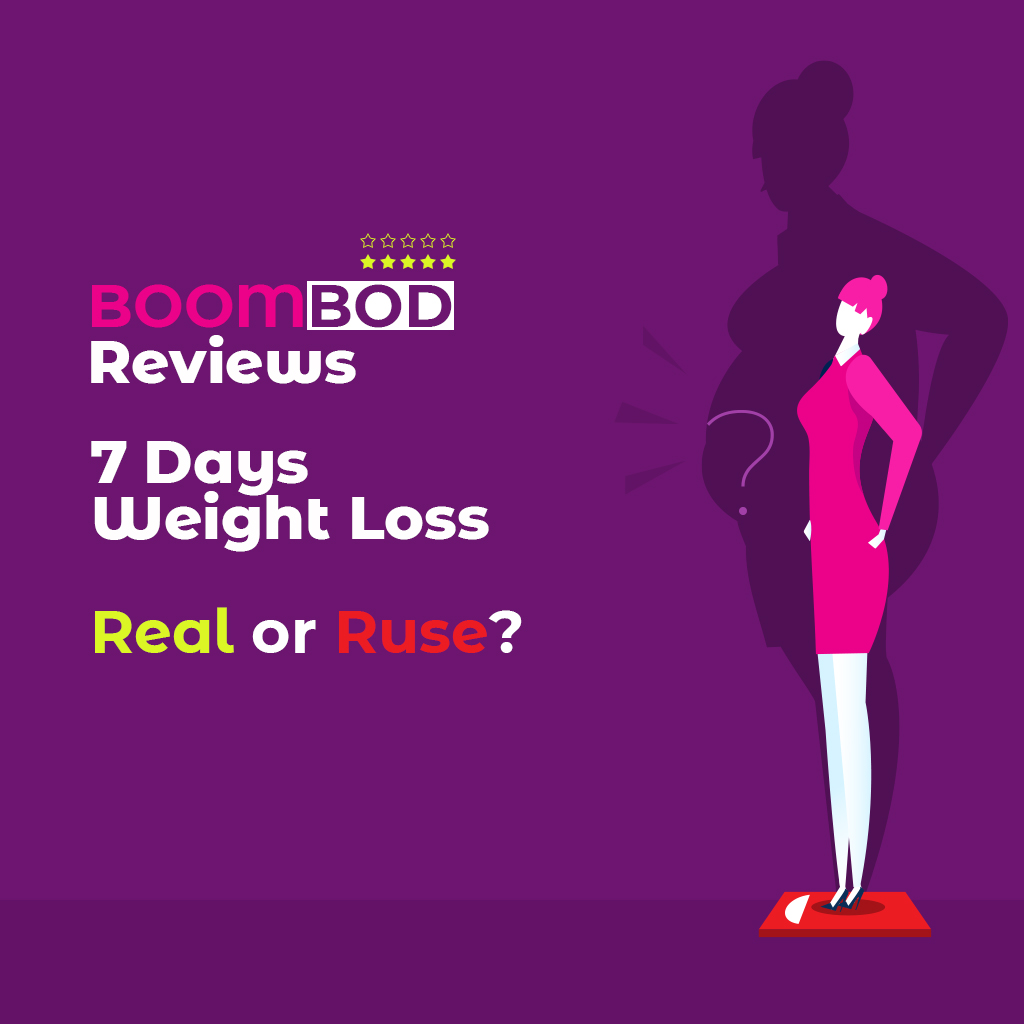 Boombod 7 Days Weight Loss – Real or Ruse?