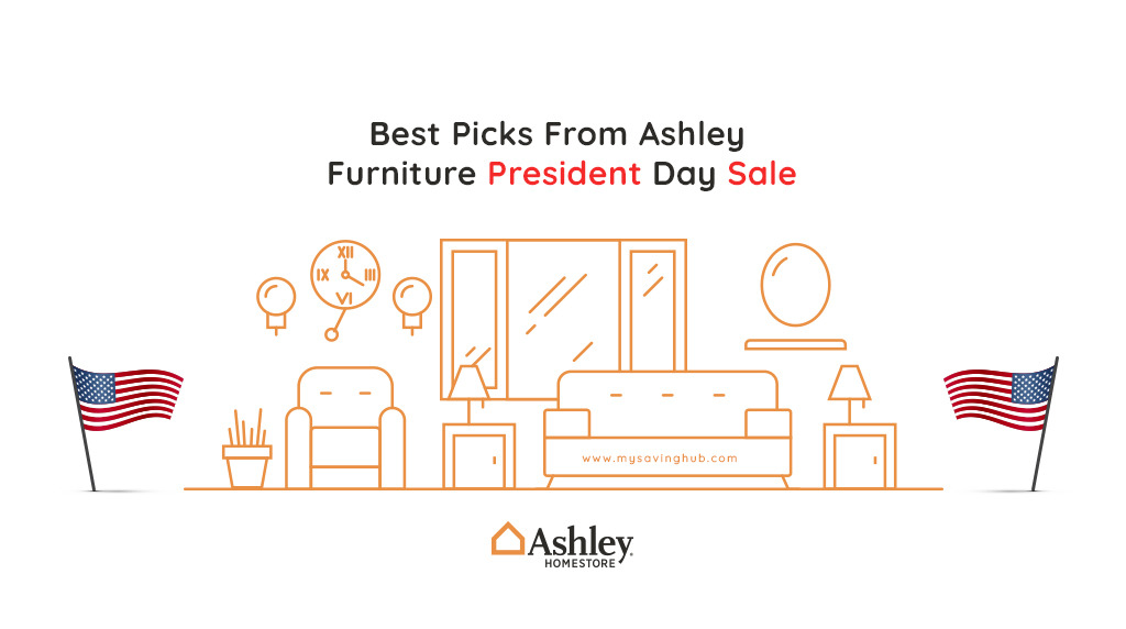 Best Picks From Ashley Furniture President Day Sale