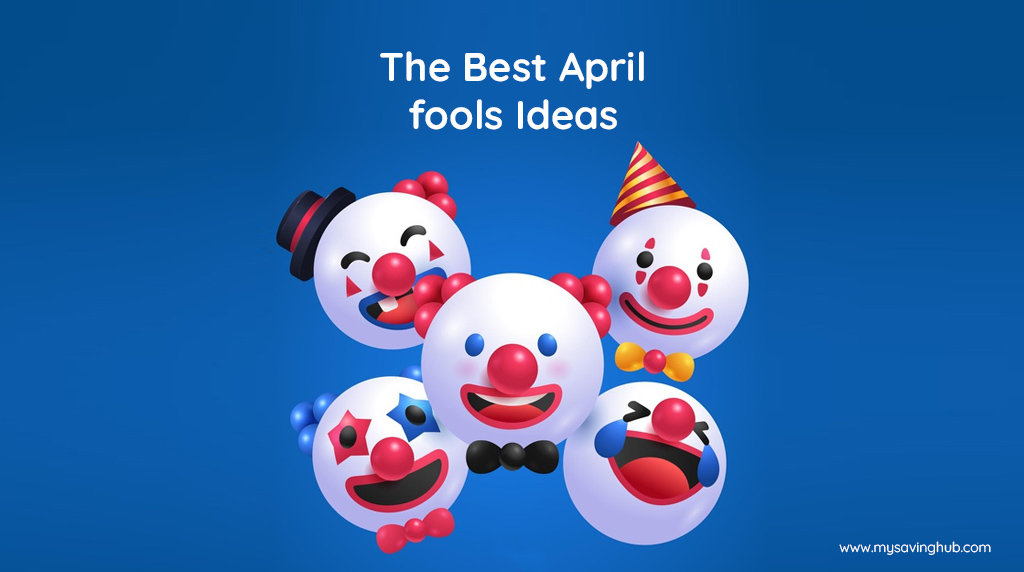 The Best April fools Ideas - 20 Hilarious Ways to Get Little Playful This April Fools