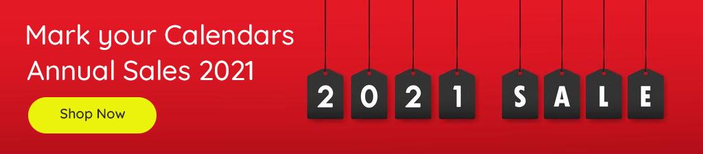 annual sales 2021