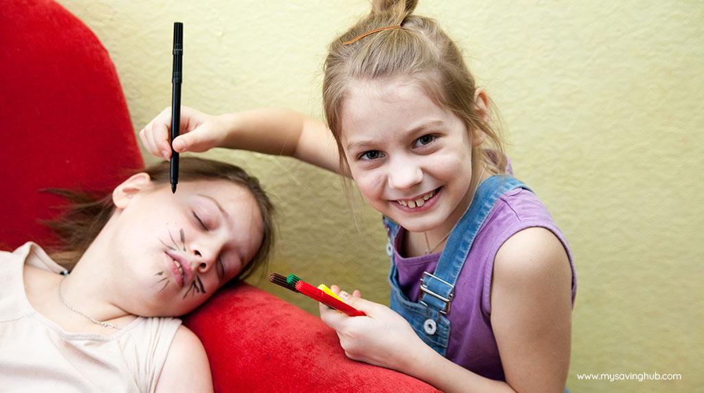 april fools ideas for siblings