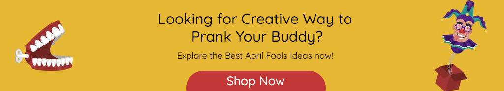 april fools pranks banner