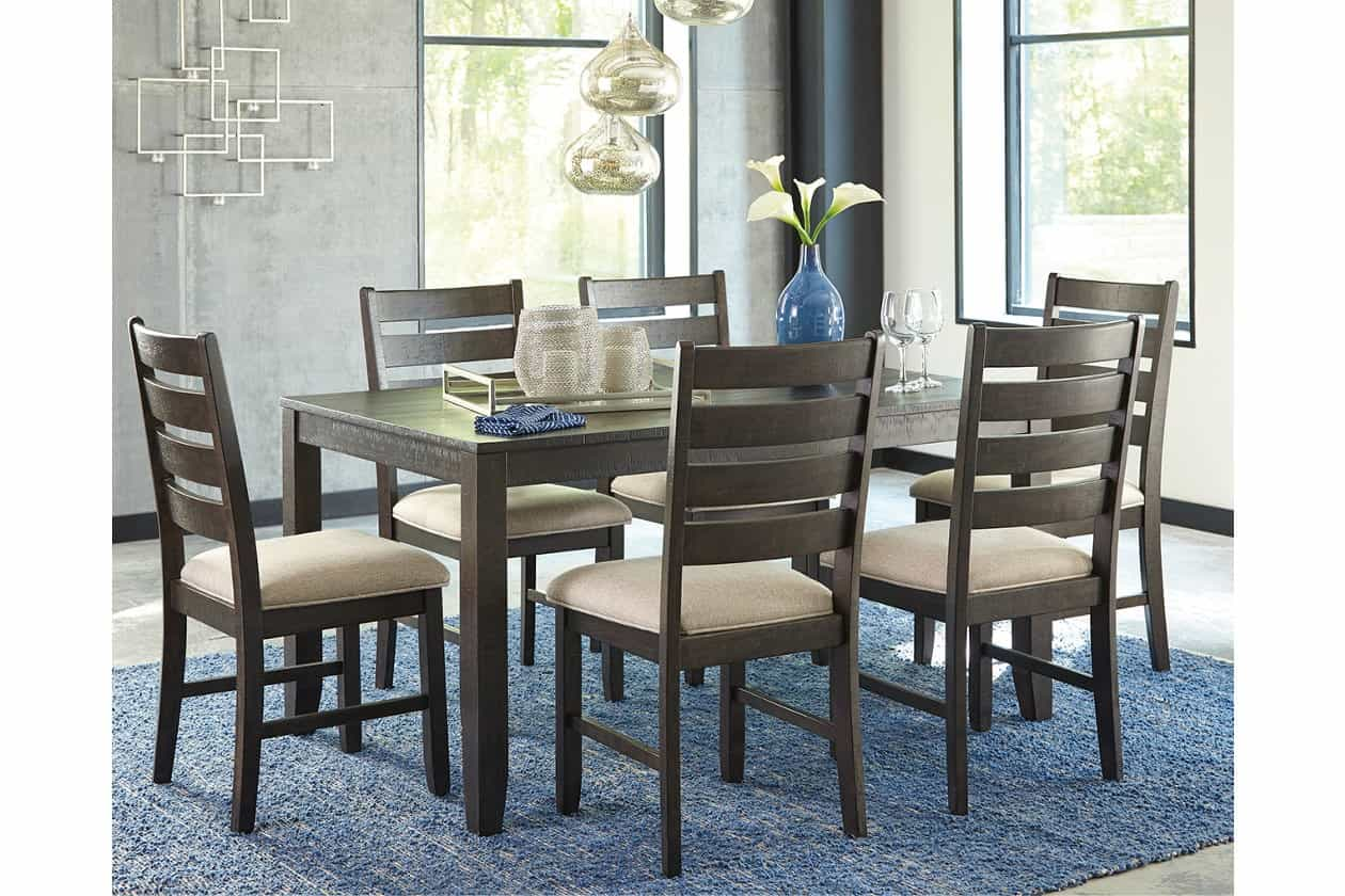 ashley furniture presidents day sale dinning table