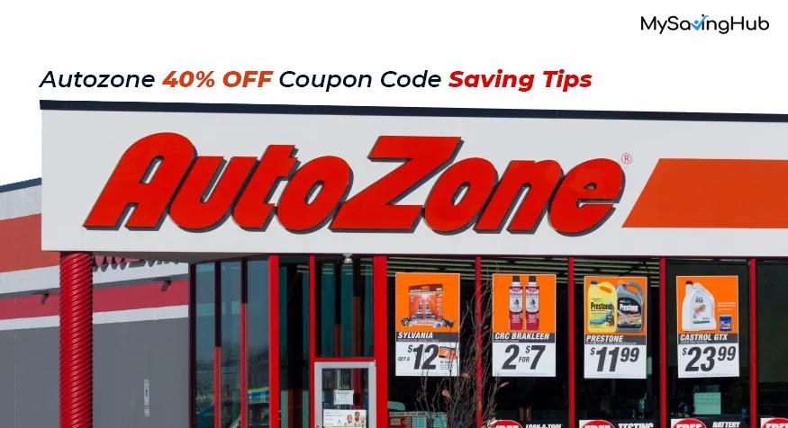 autozone coupon code 40%