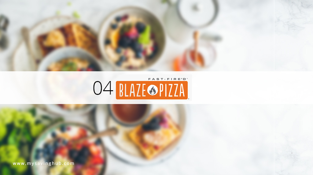 blaze pizza super bowl pizza special deals