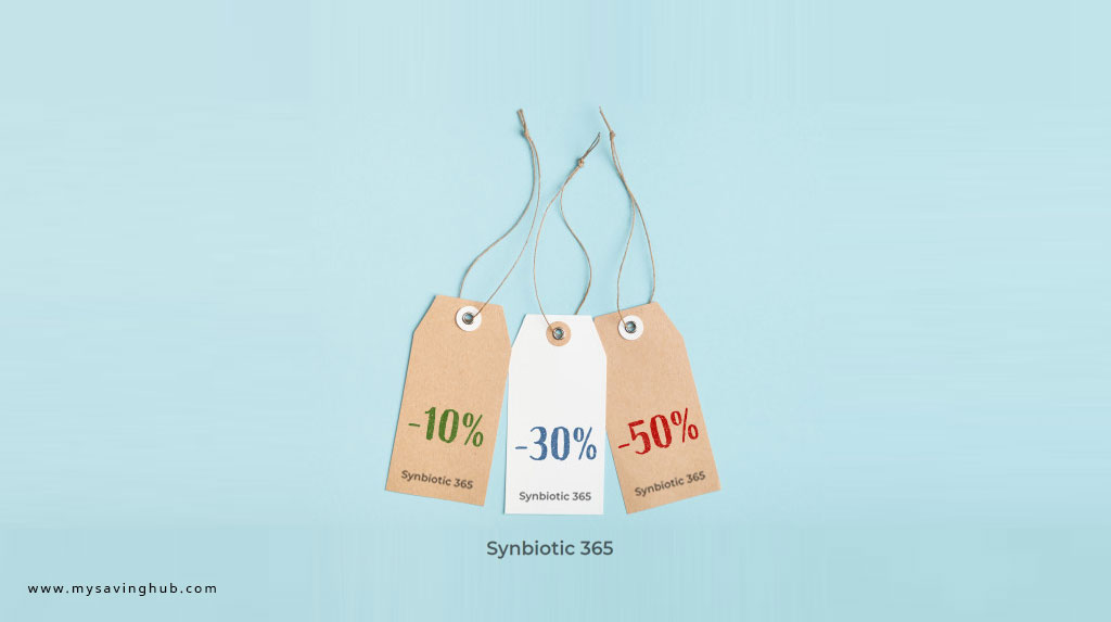 coupon code for synbiotic 365