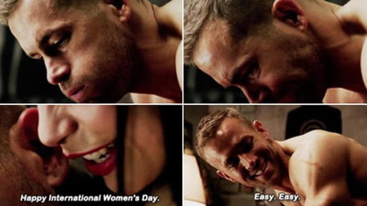 deadpool international womens day meme