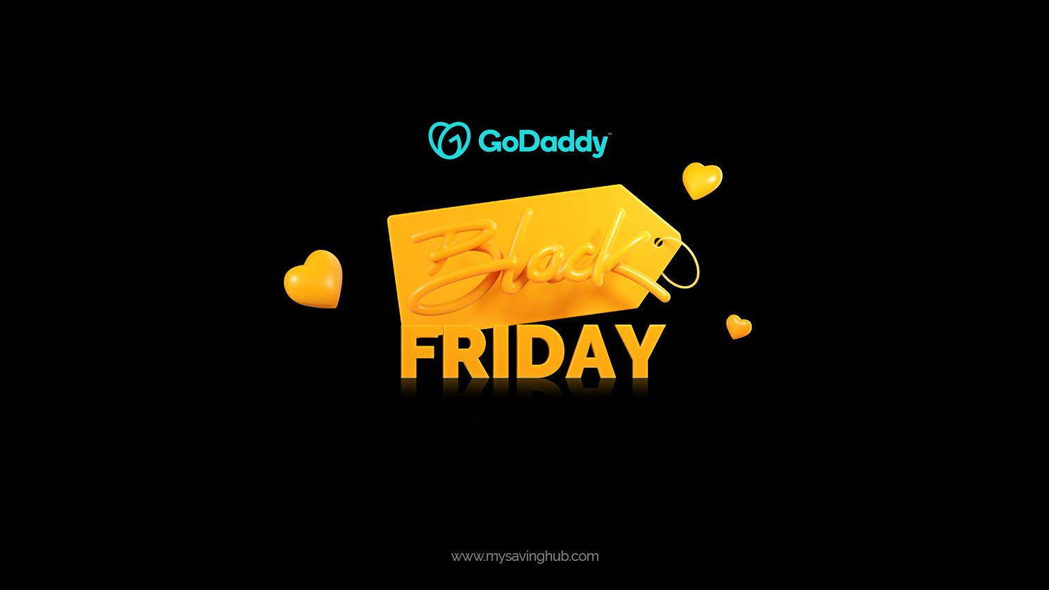 godaddy discount code black friday