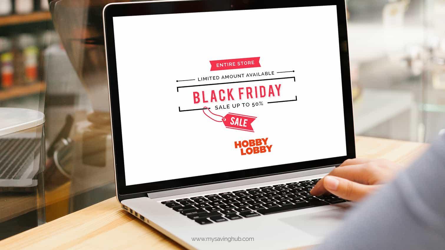 hobby lobby promo code black friday
