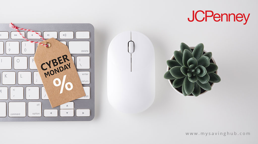 jcpenny cyber monday promo code