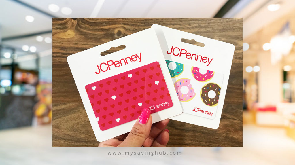 jcpenny promo code