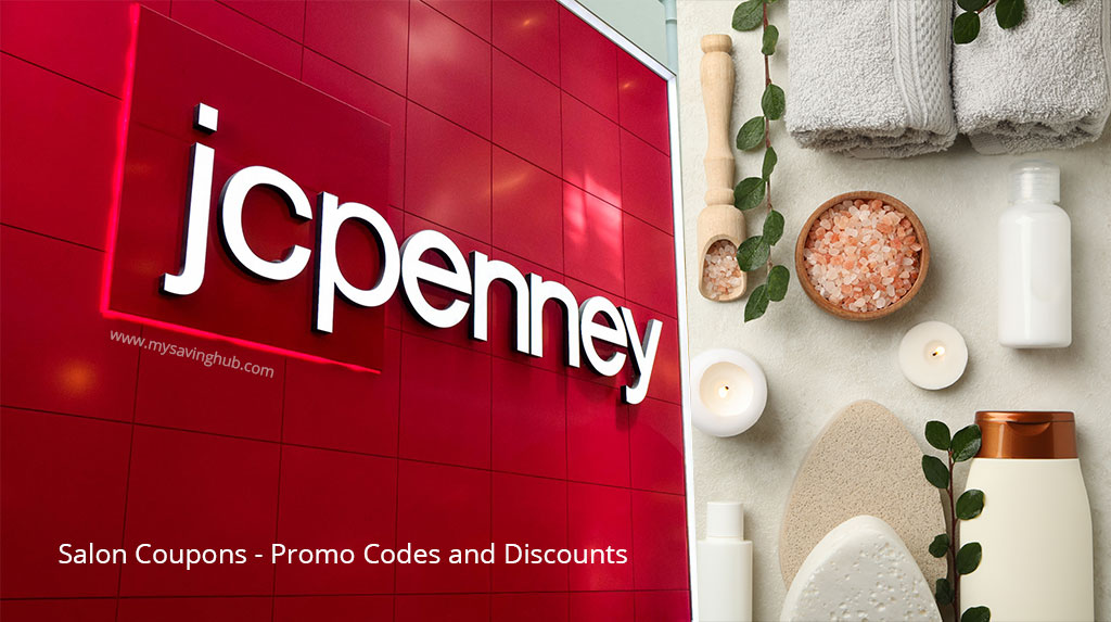 jcpenny saloon coupon