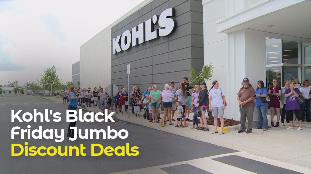 kohls black friday coupon
