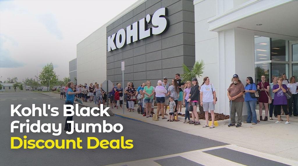 kohls black friday coupon