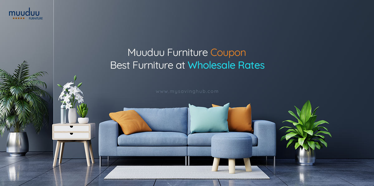 muuduu furniture coupon