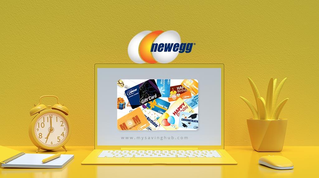 newegg gift card balance