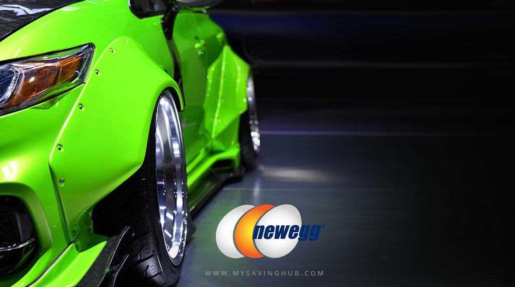 newegg gift card modify your car