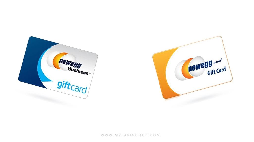 newegg gift card move it along