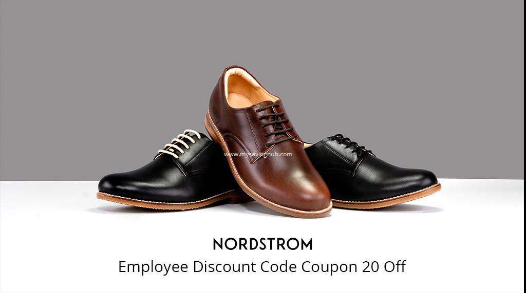 nordstrom employee discount