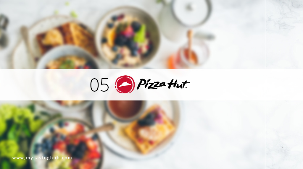 pizza hut super bowl pizza specials deals
