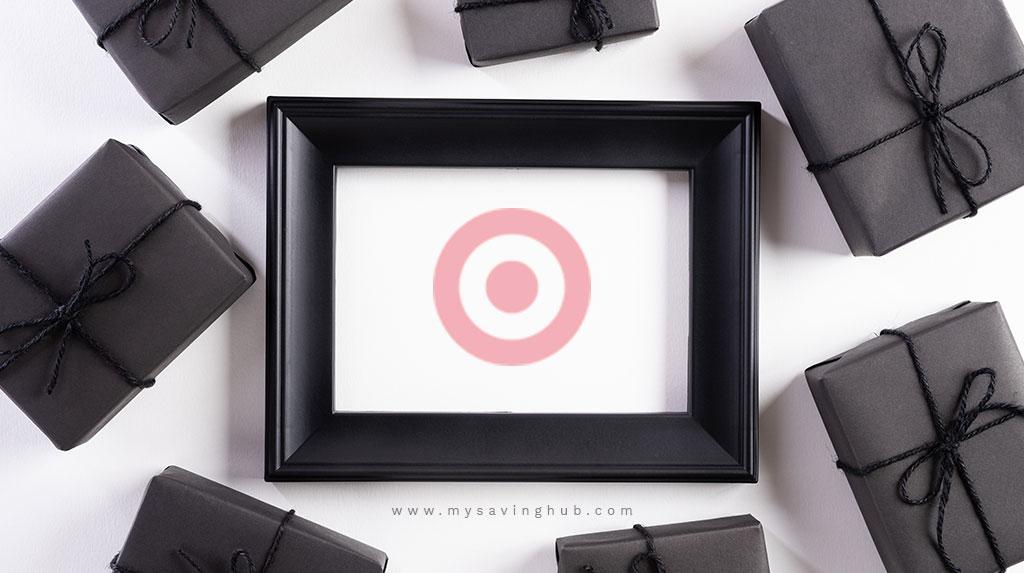 target black friday promo code