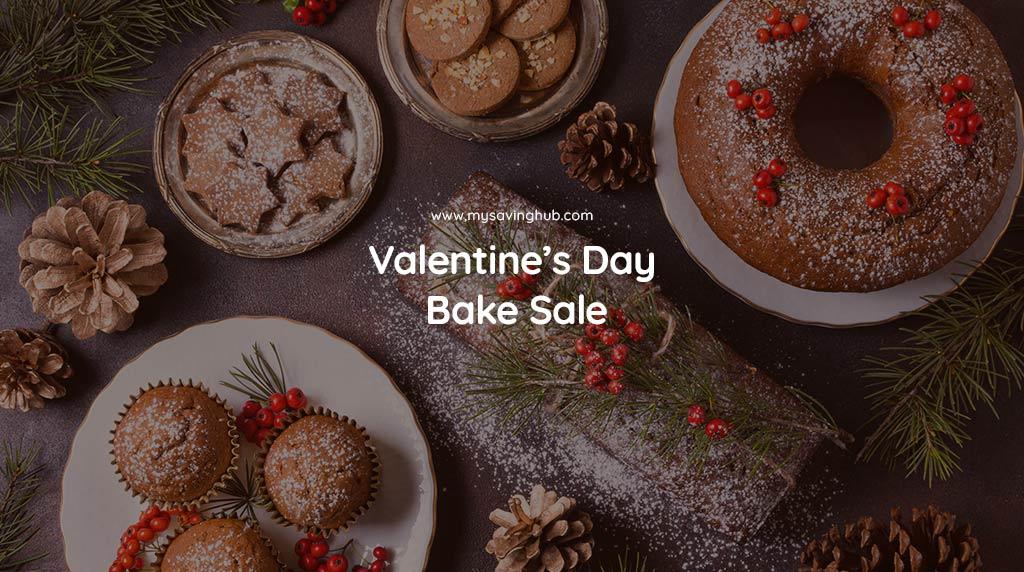 valentines day bake sale