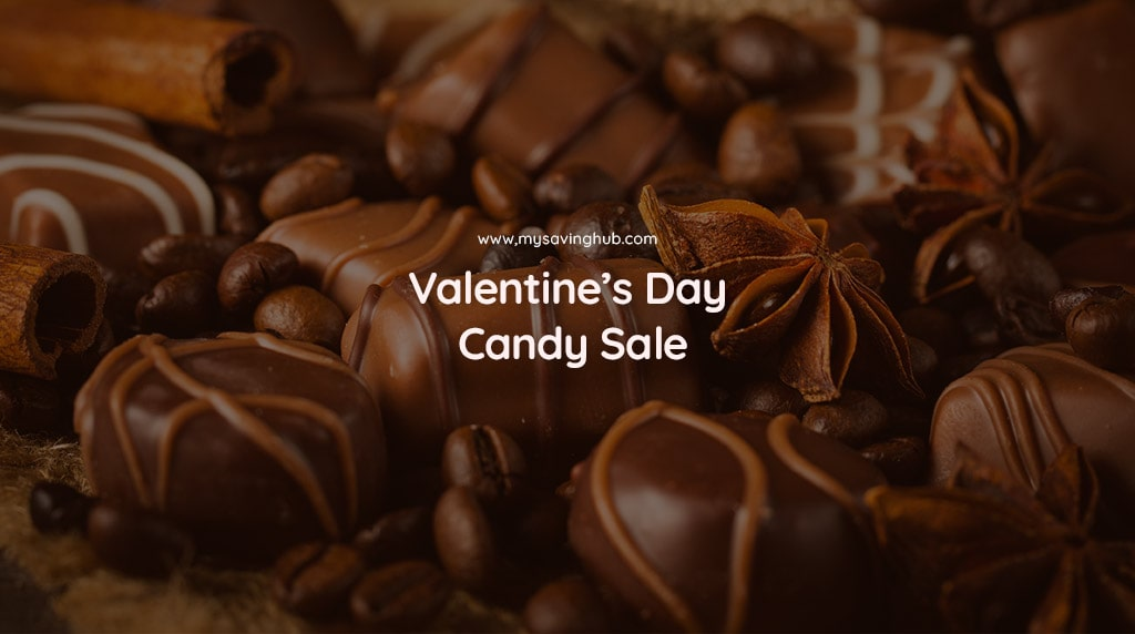 valentines day candy sale