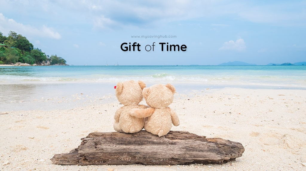 valentines day gift ideas gift of time