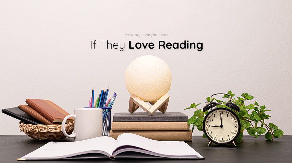 valentines day gift ideas if they love reading