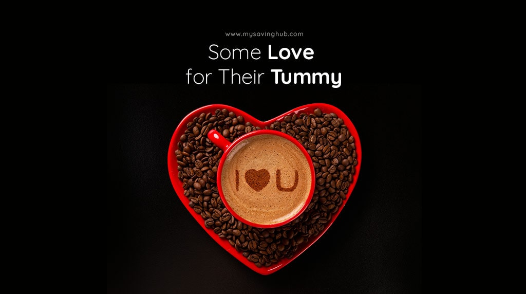 valentines day gift ideas some love their tummy