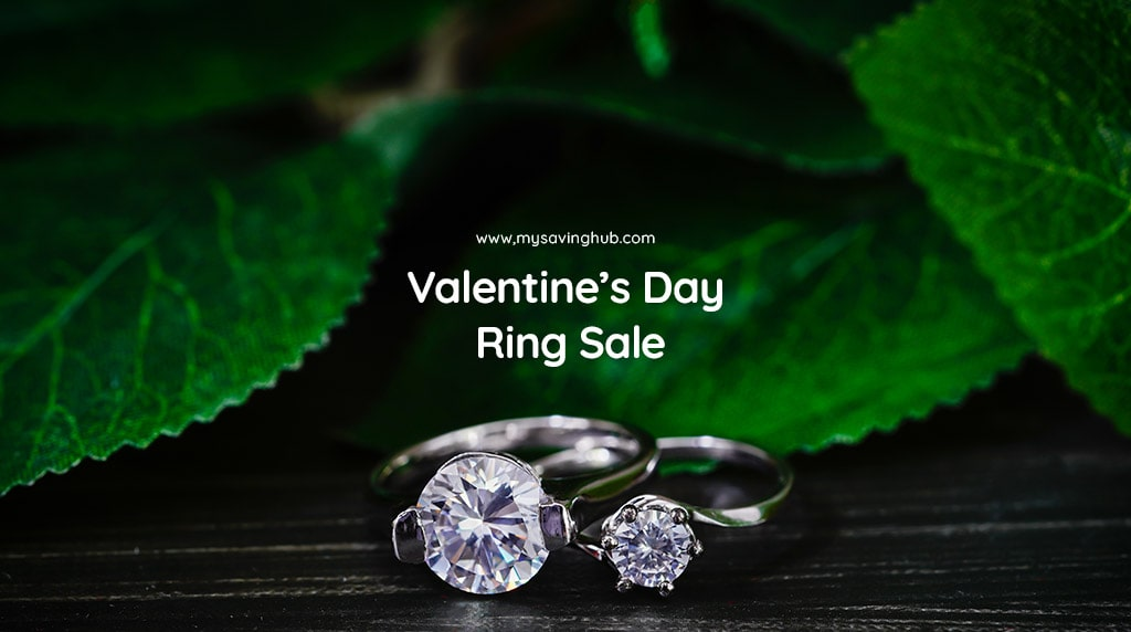 valentines day ring sale