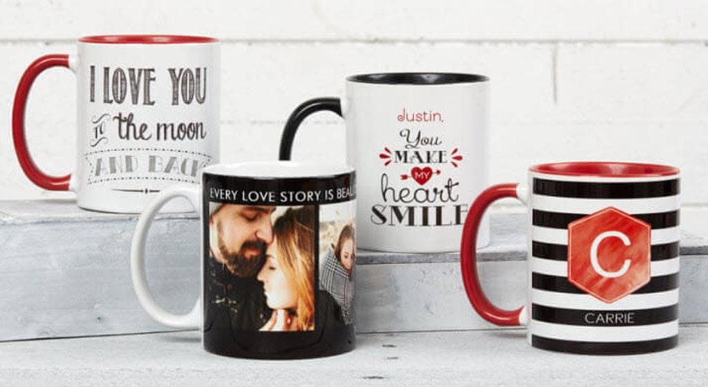 valentines day sale mug