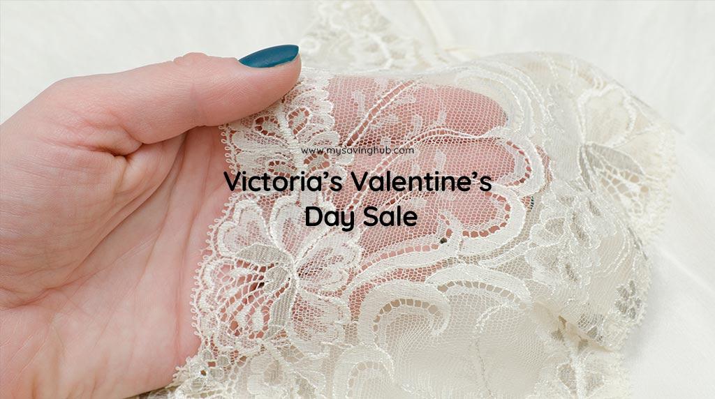victorias valentines day sale