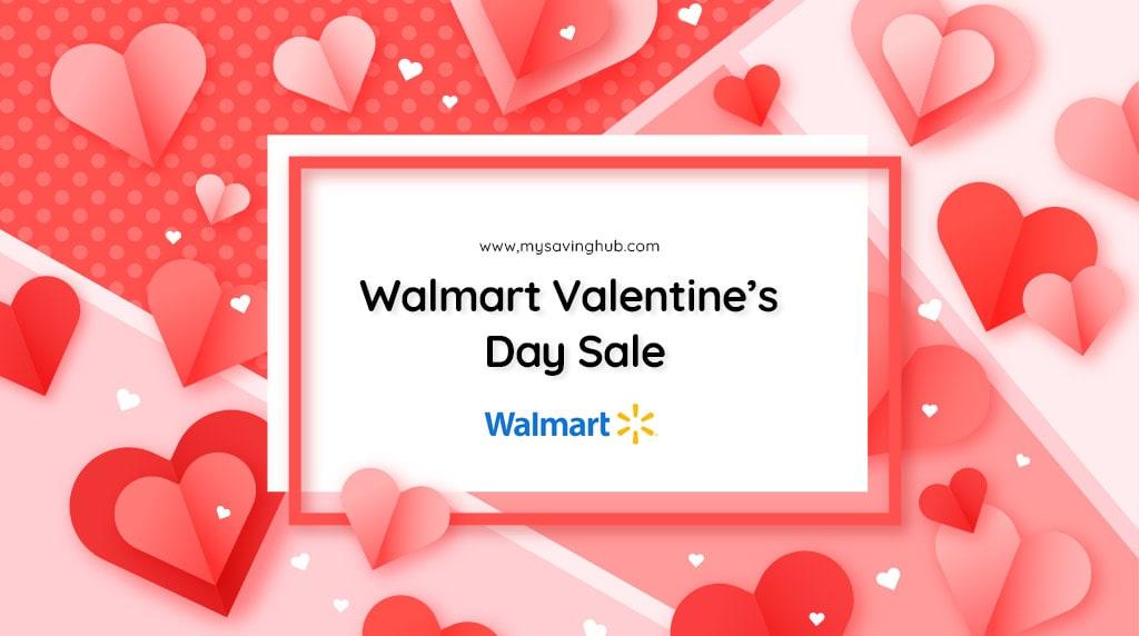 walmart valentines day sale