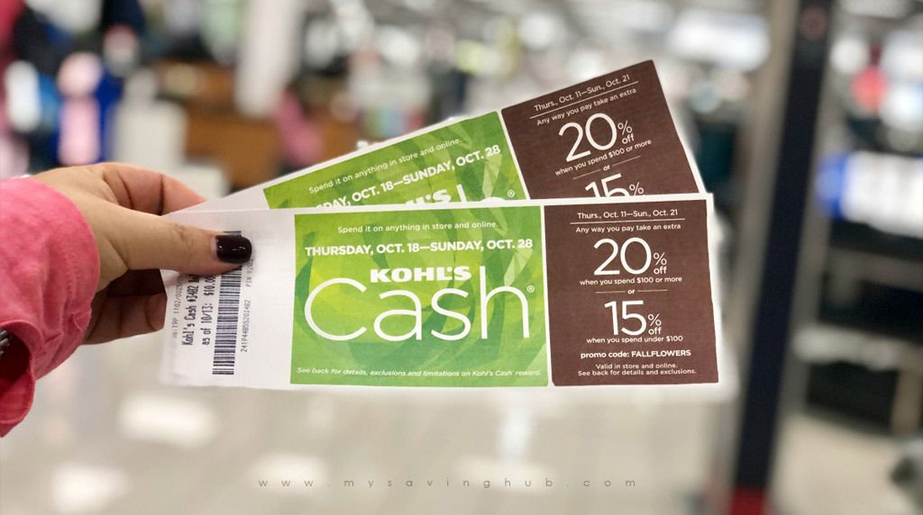 what is kohls cash