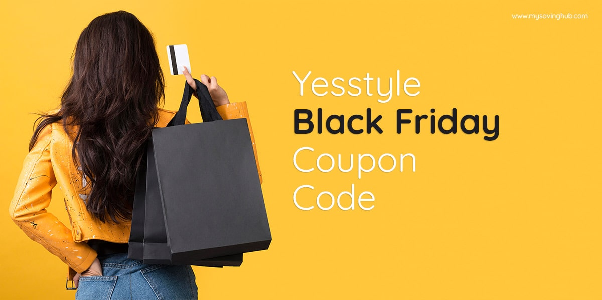 yesstyle black friday coupon code